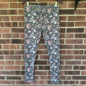 NWOT Jessica Simpson floral print leggings